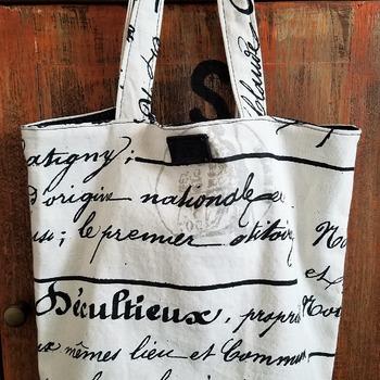 Script market bag