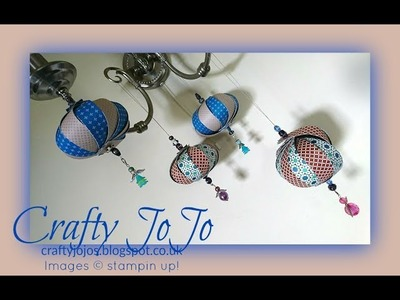 The UFO Bauble Decoration - Tutorial -