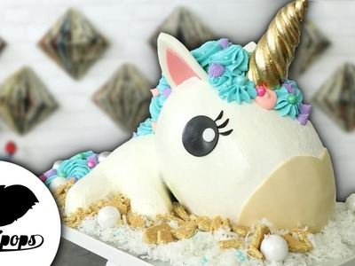 The Ultimate UNICORN CAKE!   Unicorn Party ideas | How to & DIY