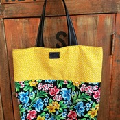 Tropical Market Bag