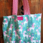 Unicorn Market Bag