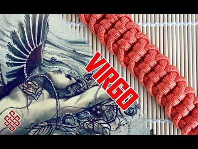 Virgo Paracord Bracelet Tutorial