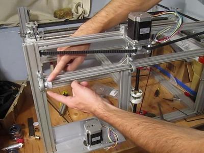 DIY 3D Printer- Motors And Movement.