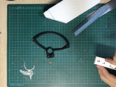 DIY DJI Spark Accessory - Float  Kit Version 3 with Test