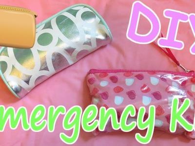 DIY Emergency Kit for School!!!