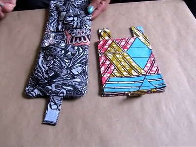 DIY   No Sew   Crossbody   Fanny Pack   Two Bags In One   Part 3 of 3