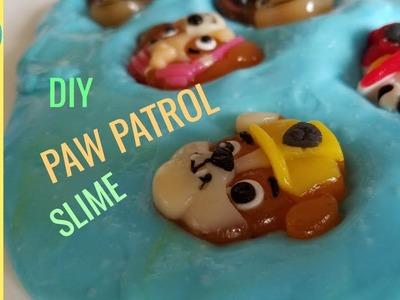 DIY Paw Patrol Slime   Edible Paw Patrol Pups   How to Make Paw Patrol Slime   Дети   игрушки
