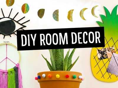 DIY Room Decor Ideas 2017! | Sea Lemon
