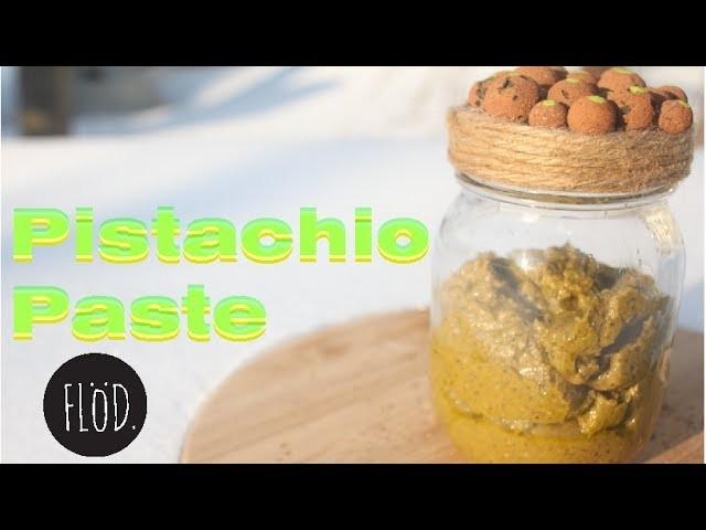 How To Make Easy Homemade Pistachio Butter - DIY