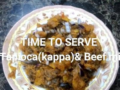 Kappa beef | kolli beef | Kappa Biriyani | DIY  | EASY COOK