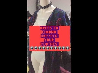 UPCYCLE YOUR CLOTHES. PLUS SIZE THRIFTING. DIY FASHION