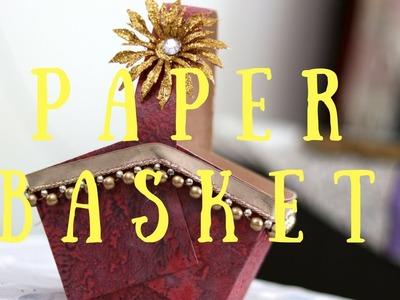 Birthday Return Gift Bag | Make Amazing Paper Basket