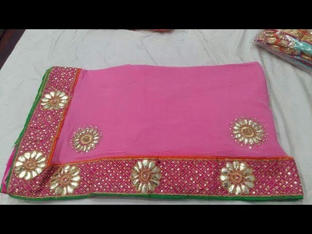 Hand Embroidery Sarees Designs Embroidery Designs Silk Sarees