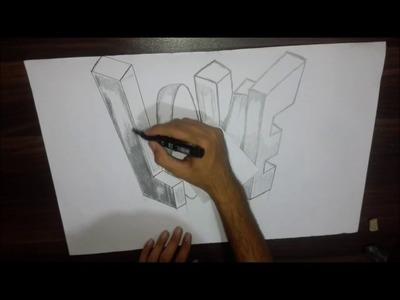 Art 3d Steps Very Easy Trick Art 3d Steps Very Easy Trick Art