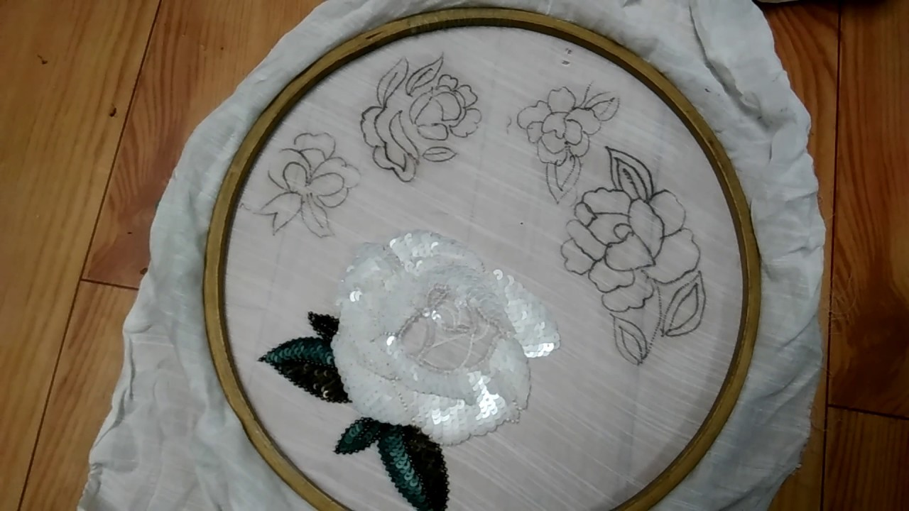 How To Make Rose Hand Embroidery Hand Embroidery Patterns Hand