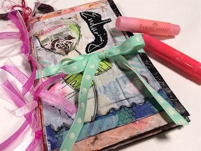 Index Art Card Paper Bag Journal