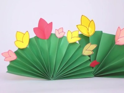 Make a Beautiful Quiling paper flower