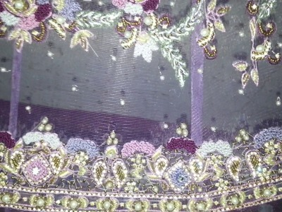 Pakistani Party Wear Hand Embroidery Design ♡Vol# 2.