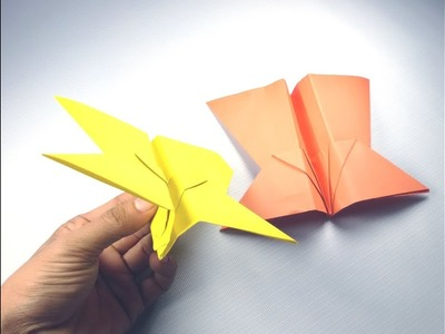 Best Ninja Paper Airplane Paper Plane Series How to fold the Original Looper