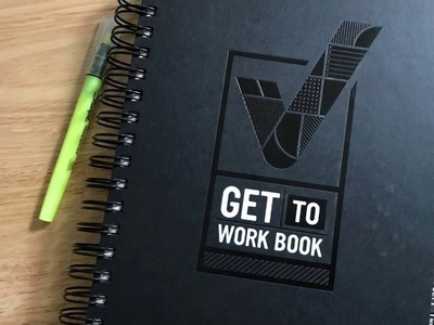 Get to Work Book Review as Work Planner