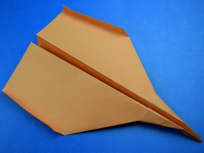 HOW TO MAKE A GOOD PAPER PLANE  THAT FLY FAR-M4 | DIY CRAFT IDEAS|