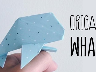 ORIGAMI WHALE (Anh Dao) - Diagram