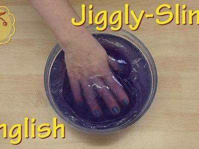 Slime: Giant Jiggly Slime - english
