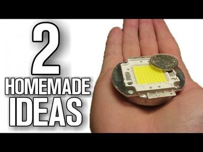 2 Homemade Ideas - DIY Life Hacks