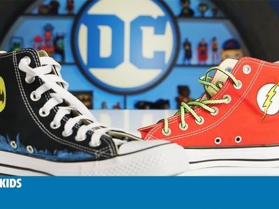 DIY DC Converse   120   DC Kids Show
