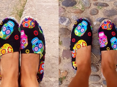 ???????? DIY ESPADRILLES - YES YOU CAN!???????? MEXICO MUY NICE ???????? AROUND THE WORLD IN 80 ESPADRILLES EP 1