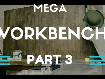 DIY Mega Workbench - my old project and footage - DIY pt.3