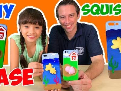 DIY Squishy Phone Case - With Moni Moni!