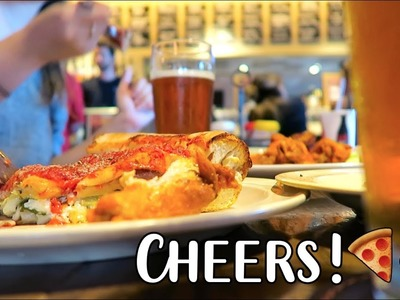 Getting pizza with planner girls & LoveShaira haul  | MandyVlogs