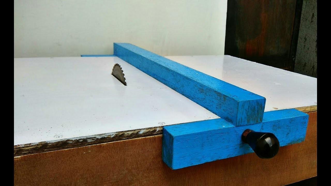 table saw fence plans pdf