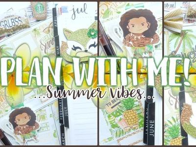 Plan with Me! July 24-30 in my Erin Condren Life Planner
