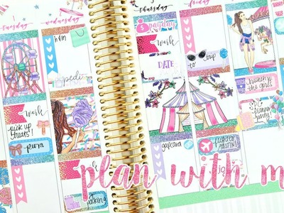 Plan with Me: Scribble Prints Co Planner Party!