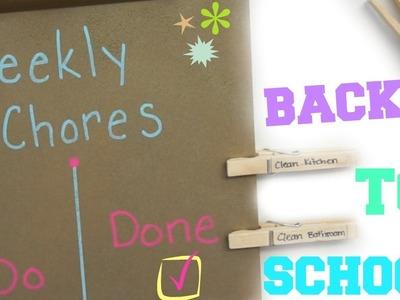 """Back To School ⇨ """"Stay Organized"""" DIY????????"""