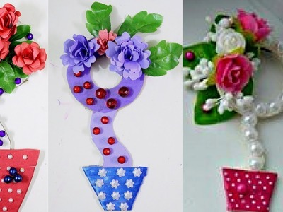 Cardboard craft projects - Useful things to make out of cardboard - cardboard decoration ideas