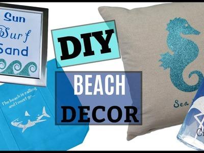 DIY Beach Decor, Crafts and DIYs ~ Craft Klatch