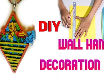 DIY Craft, Handmade , How to Make Wall hanger decoration, Home decoration