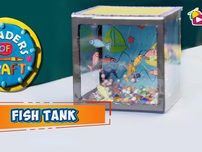 Fish Tank - Wonders Of Craft - LIV Kids