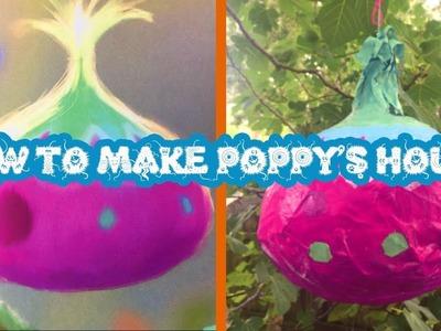HOW TO MAKE POPPY'S TROLL HOUSE | DIY | KIDS CRAFT | TROLL FEEDER | TROLLS | POPPY | EASY | PARTY
