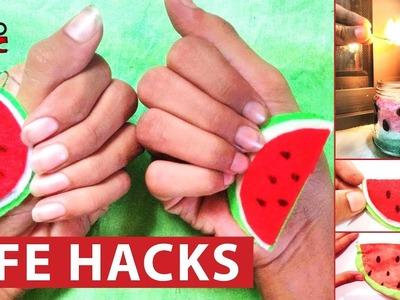 Life Hacks Craft! DIY Watermelon Craft - Top 3 Life Hacks