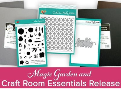 The Whys and How tos of our Craft Room Essentials