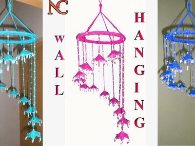 WALL HANGING FROM WASTE COOKER GASKET | FOAM SHEET WALL HANGING | NALI CRAFT