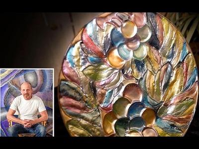 DIY | Artist Rosenberg Inspired Mother's Day Plate