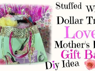 DIY DOLLAR TREE MOTHER'S DAY GIFT BAG