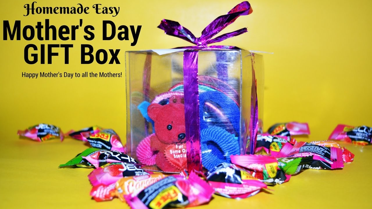 DIY Mother's Day Gift Box from Plastic Bottle | EASY & SIMPLE LAST MINUTE DIY MOTHER'S DAY GIFTS