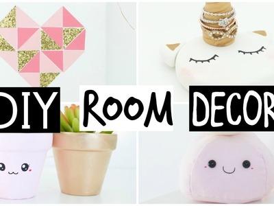 DIY Room Decor 2017 - EASY & INEXPENSIVE Ideas!