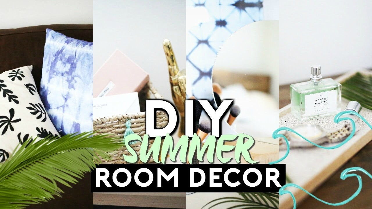 summer home decor 2017 decorations diy summer room decor inspired 2017 11745